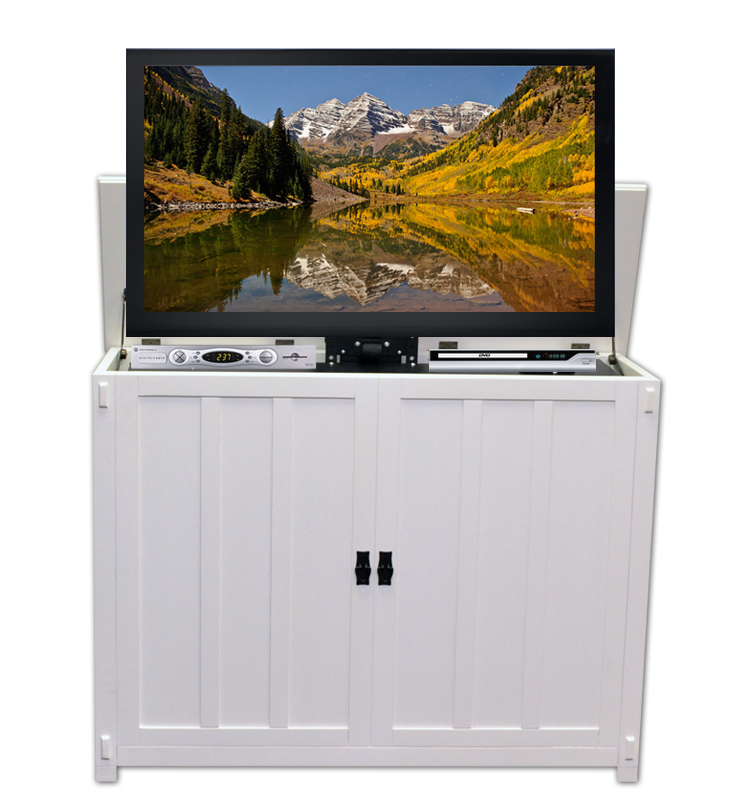 tv lift cabinet 50 inch 3