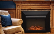 The Ingleside - Touchstone's 28 Inch LED Electric Firebox Fireplace Insert