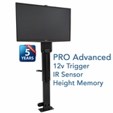 The Whisper Lift™ II PRO <br>Touchstone's Advanced TV Lift Mechanism