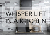 Whisper Lift II Motorized Kitchen Cabinet Lift