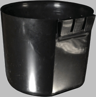 ***IN STOCK ***  #70 cup (DOZEN)  (+freight) standard shipping can not be selected for this item