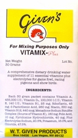 Vitamix (concentrate)
