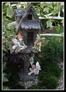Fairy Garden Treehouse (fairies not included)
