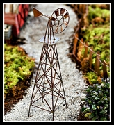 Miniature Windmill
