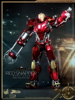 Iron Man Red Snapper Power