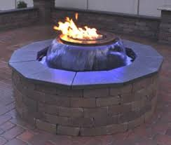 "Copper Fire Bowl Water Pit Insert (360 model) : ""Free Shipping"""