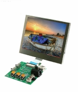 "Accele Custom (LCD35L) 3.5"" Color TFT LCD Screen Monitor"