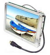 "Accele Custom (LCD5PAL) 5"" Color TFT LCD Screen Monitor"