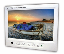 "Accele Custom (LCDP7WHT) 7"" TFT LCD Wide Screen Monitor"