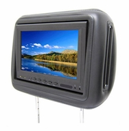 """AcceleVision (AXHR8500D) 9"""" Headrest Monitor  with Built-In Mutimedia Player"""