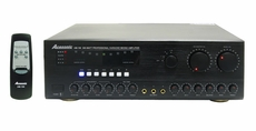 Acesonic (AM-190) 300W Mixing Amplifier with 5 Microphone Inputs