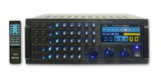 Acesonic (AM-825) Professional 600 Watt Mixing Amplifier with USB with BBE Sonic Maximizer