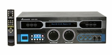 Acesonic (AM-898) 600W DSP Mixing Amplifier with Vocal & Feedback Eliminator, PC Interface, and Equalizer