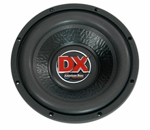 "American Bass (DX-15) 700W Max, 12"" DVC 4 Ohm DX Series Subwoofer"