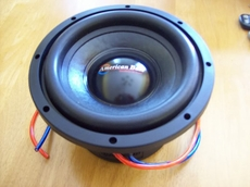 "American Bass (XD-8) 8"" 600W Peak Power 90 Oz Magnet"
