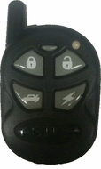 Astra (T5) 5-Button Replacement Remote