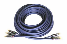 Audio 2000 (ADC220Q) 30ft, Component Video Cable