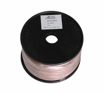 Audio 2000 (ADC2818) Speaker Cables 100ft (30.5M), Transparent, 18AWG