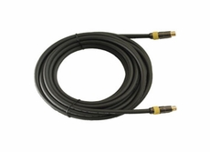 Audio 2000 (ADC2904P) Video Cable w/ Foamed PE Insulation 8mm, 16.5ft (Blister Pack)