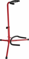 Audio 2000 (AST4331RD) Guitar Stand, Red