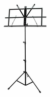 Audio 2000 (AST4442BK) Portable Sheet Music Stand (Black)