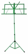 Audio 2000 (AST4442GN) Portable Sheet Music Stand (Green)