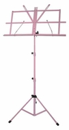 Audio 2000 (AST4442PK) Portable Sheet Music Stand (Pink)