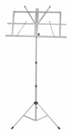 Audio 2000 (AST4442SL) Portable Sheet Music Stand (Silver)