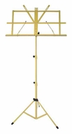 Audio 2000 (AST4442YL) Portable Sheet Music Stand (Yellow)