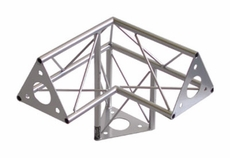 Audio 2000 (ATR480A) Portable Tri-Trusses Versatile Structure