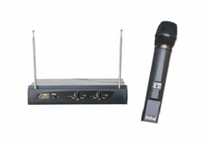 Audio 2000 (AWM6071DS) Single Channel True Diversity Wireless Microphone System