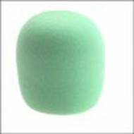Audio 2000 (AWS403G) Microphone Windscreens Inside Diameter: 35mm Color: Green