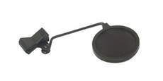 "Audio 2000 (AWS404) Microphone 4"" Pop Filter Diameter: 4"" Color: Black"