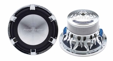 """Audiobahn (ALUM10J) Dual 6 Ohm Voice Coil and 10"""" with three Sound Q subwoofers"""