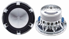 """Audiobahn (ALUM12J) Dual 6 Ohm Voice Coil and 12"""" with three Sound Q subwoofers"""