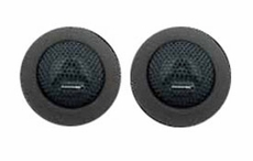 Audiobahn (AT61J) 19mm Titanium Dome Tweeter Set