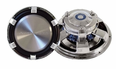 Audiobahn (AW1200J) High Excursion subwoofer Dual 4 Ohm Voice Coil with Multi-connect 12""