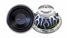 """Audiobahn (AW1251J) Natural Sound subwoofers Dual 4 Ohm Voice Coil with Multi-Connect 12"""""""