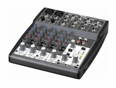 Behringer (802-SR) Premium 8-Input 2-Bus Mixer with XENYX Mic Preamps and Britis
