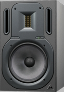 Behringer (B3031A) 2-Way Active Ribbon Studio Reference Monitor with Kevlar Woofer