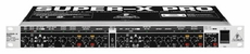 Behringer (CX3400) High-Precision Stereo 2-Way/3-Way/Mono 4-Way Crossover with Limiters