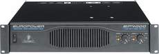 Behringer (EP4000) Professional 4,000-Watt Stereo Power Amplifier with ATR (Accelerated Transient Response) Technology