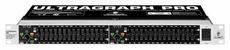 Behringer (FBQ1502) Ultra-Musical 15-Band Stereo Graphic Equalizer with FBQ Feedback Detection System