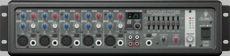 Behringer (PMP518M) Ultra-Compact 180-Watt 5-Channel Powered Mixer with Multi-FX Processor and FBQ Feedback Detection System