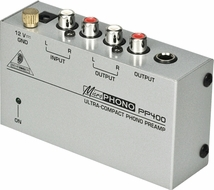 Behringer (PP400) Ultra-Compact Phono Preamp
