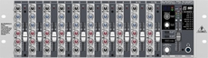 Behringer (RX1202FX) Ultra-Low Noise Design 12-Input Mic/Line Rack Mixer with Premium Mic Preamplifiers and 24-Bit Multi-FX Processor