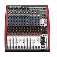 Behringer (UFX1604) Premium 16-Input 4-Bus Mixer with 16x4 USB/ FireWire Interface, 16-Track USB-Recorder, XENYX Mic Preamps & Compressors, British EQs and Dual Multi-FX Processors
