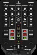Behringer (VMX200USB) Professional 2-Channel DJ Mixer with USB/Audio Interface, BPM Counter, VCA Control and Massive Software Bundle