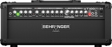 Behringer (VT100FXH) 100-Watt Guitar Amplifier Head with 2 Independent Channels, VTC Tube Modeling and Dual FX