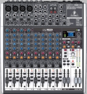 Behringer (X1622USB) Premium 16-Input 2/2-Bus Mixer with XENYX Mic Preamps & Compressors, British EQs, 24-Bit Multi-FX Processor, USB/Audio Interface and energyXT2.5 Compact BEHRINGER Edition Music Production Software